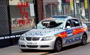 Беспорядки в Лондоне: задержана посол ОИ-2012