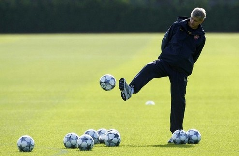 Goal.com: Венгер проводит последний сезон в Арсенале