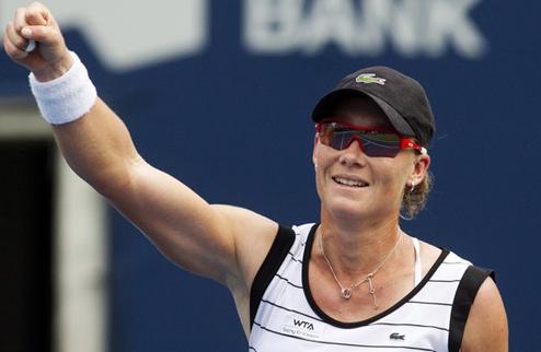 Торонто (WTA). Стосур выходит в финал
