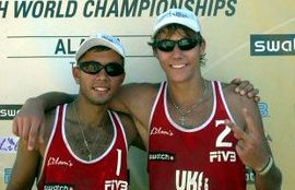 Универсиада. Пляжный волейбол. Украинцы начинают с побед