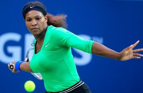 Торонто (WTA). С.Уильямс — победительница турнира + ВИДЕО