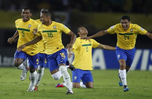 ЧМ (U-20). Франция и Бразилия идут дальше + ВИДЕО