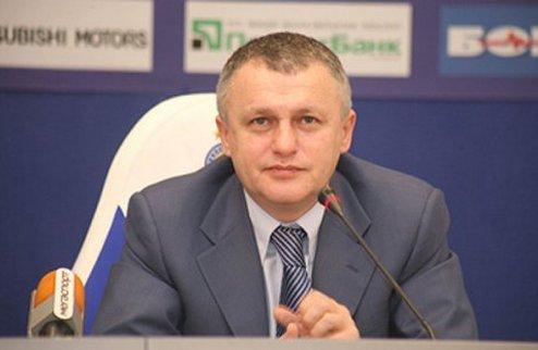 """И.Суркис: """"Вадим Зиновьевич, играйте там, где вы играли раньше"""""""