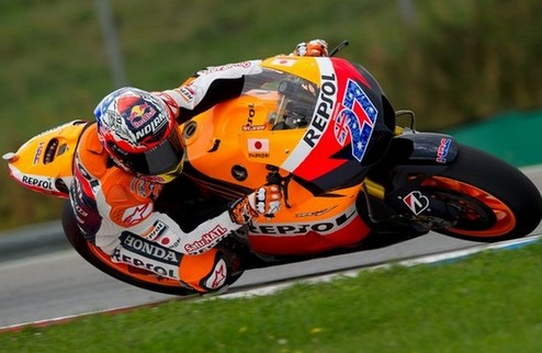 MotoGP. ������� ������ �� ������ � ����
