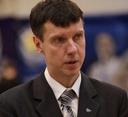 Шаптала — тренер БК Киев