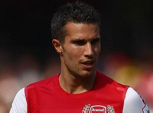 Ван Перси — новый капитан Арсенала