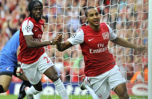 Арсенал: победа со скрипом + ВИДЕО