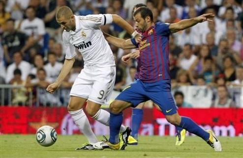 Барселона — Реал. Как это было