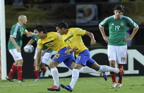 ЧМ (U-20). Португалия — Бразилия в финале + ВИДЕО