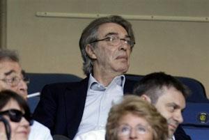 Моратти просит не манипулировать вопросом чемпионства 2006 года