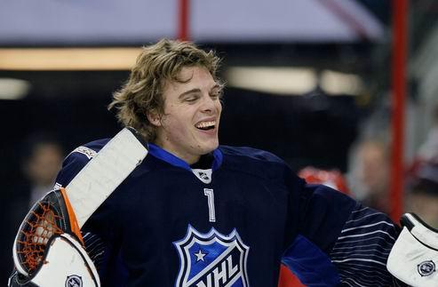 НХЛ. Анахайм: Хиллер готов к новому сезону