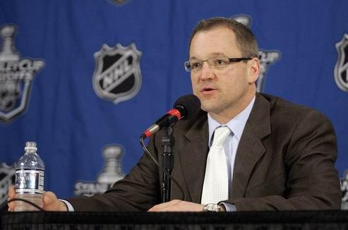НХЛ. Байлсма хотел бы тренировать олимпийскую сборную США