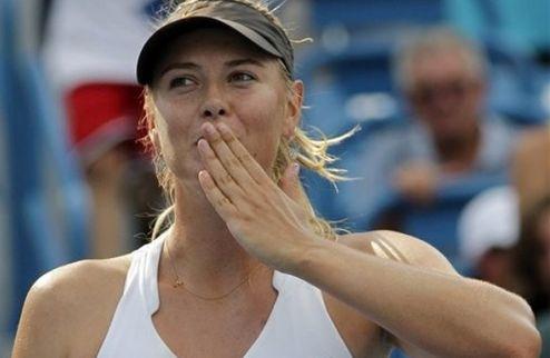 Цинциннати (WTA). Шарапова побеждает в финале ошибок