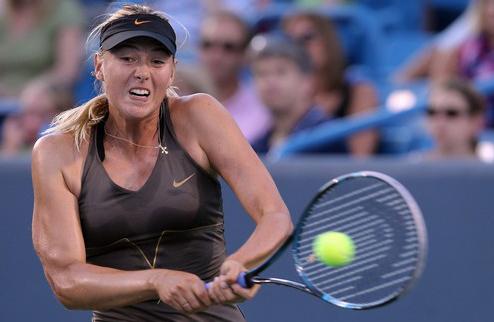 Рейтинг WTA. Шарапова вышла на 4 место, А.Бондаренко поднялась на 14 позиций