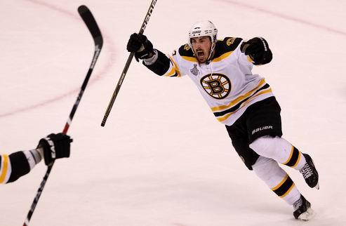 НХЛ. Бостон не может договориться с Марчандом
