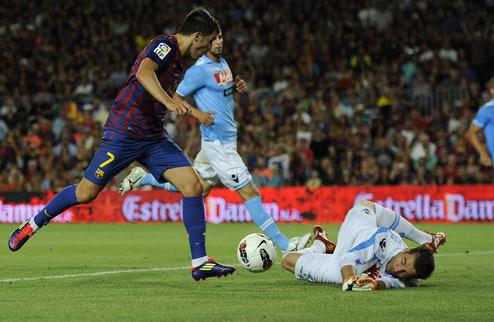 Барселона уничтожает Наполи + ВИДЕО