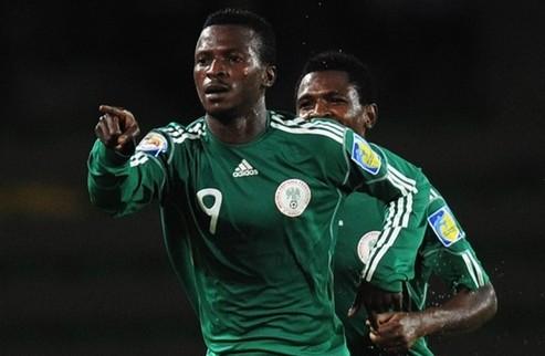 Еще один нигериец для Динамо?