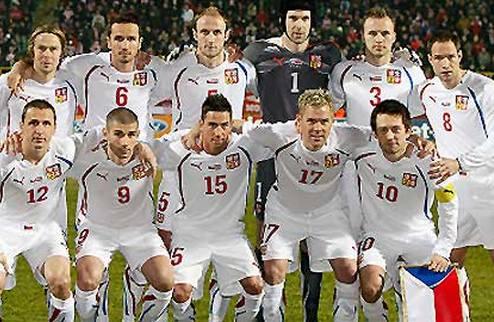 Чехи назвали состав на матч с Украиной