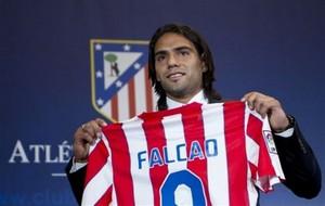 """Фалькао: """"Атлетико — один из самых больших клубов мира"""""""