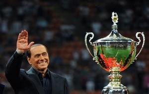 """Берлускони: """"Успех Барселоны на 50% объясняется удачей"""""""