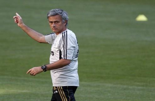 """Моуриньо: """"Я не собираюсь уходить из Реала"""""""