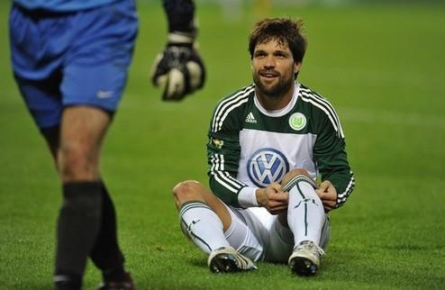 Агент: Диего согласовал условия контракта с Атлетико