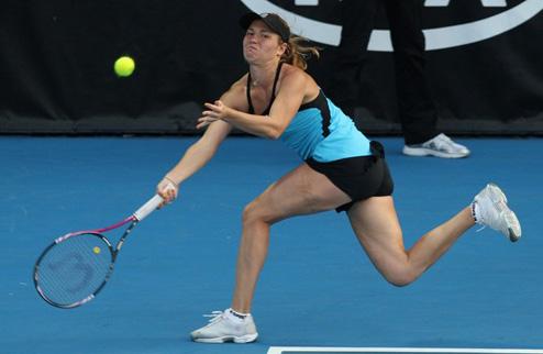 Бондаренко вышла в четвертьфинал в Далласе