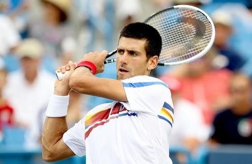 Джокович сыграет с квалифаером, Надаль с Голубевым на старте US Open-2011