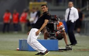 Рома не будет увольнять Луиса Энрике