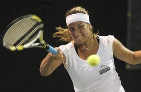 Даллас (WTA). Лисицки и Резаи — в финале