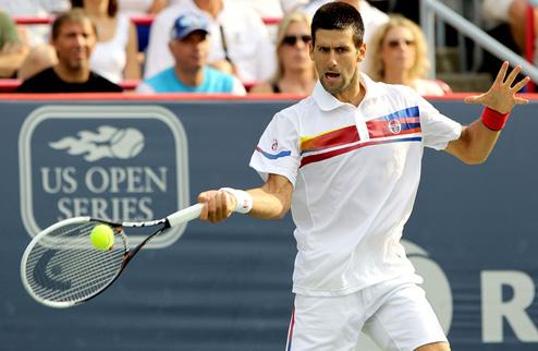 Джокович узнал имя своего соперника на US Open-2011