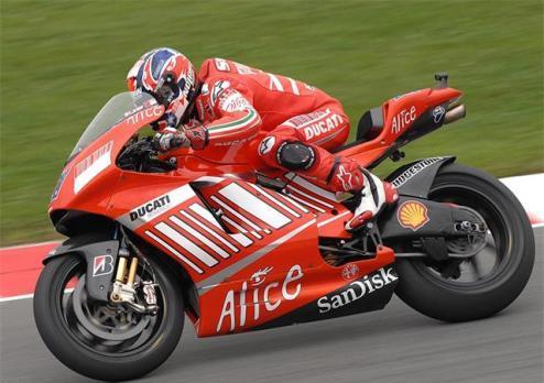MotoGP. ����-��� �������������. ������� �� �����