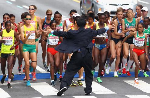 Легкая атлетика. Кенийские победы. ФОТО
