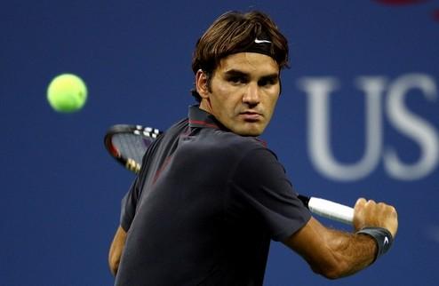US Open (АТР). Федерер и Монфис побеждают