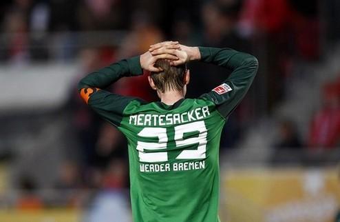 L'Equipe: Мертезакер стал игроком Арсенала