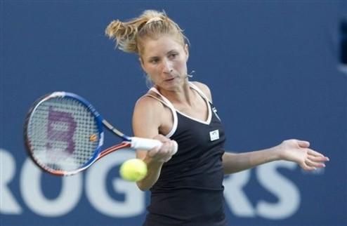 А.Бондаренко уступила Лисицки на старте US Open