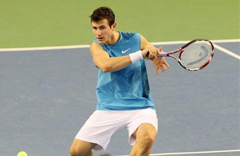 Бубка вышел во второй раунд US Open