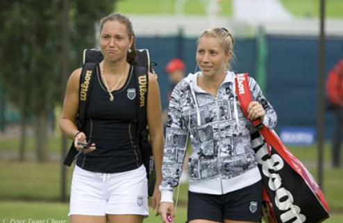 ������ ���������� ���������� � ��������� ������ �� US Open