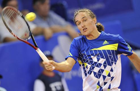 Долгополов вышел в третий раунд US Open