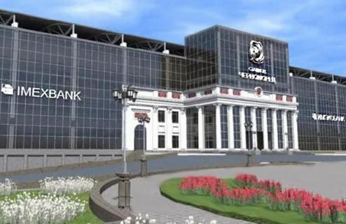 Черноморец знакомит с будущей клубной ареной + ВИДЕО
