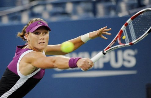 US Open (WTA). ������� ������ ������