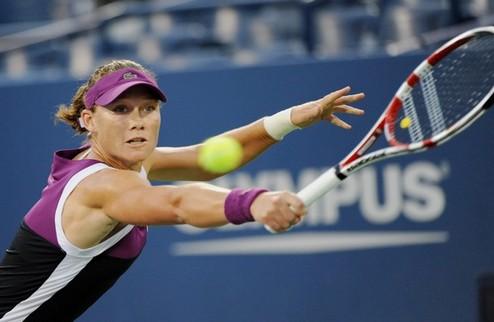 US Open (WTA). Тяжелая победа Стосур