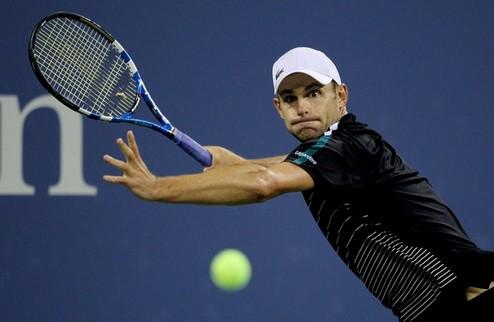 US Open (ATP). Роддик выходит в третий круг