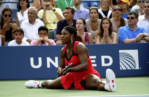 US Open (WTA). С.Уильямс в драматичной борьбе одолела Азаренко