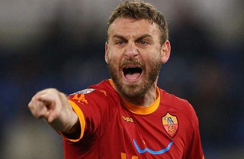 Рома предложила 5-летний контракт Де Росси