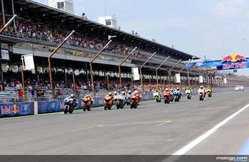 Индианаполис останется с MotoGP на три года