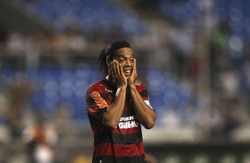 Роналдиньо может сыграть на домашнем ЧМ