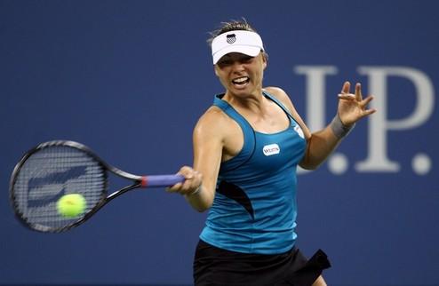 US Open (WTA). Звонарева выходит в четвертьфинал