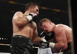 Чагаев готов провести еще один бой в 2011 году