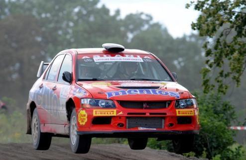 Mentos Ascania Racing готова к Ралли Австралии